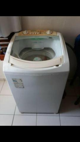 Lavadora Consul 7,5kg lava e centrifuga
