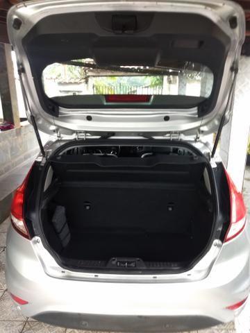 Vendo New Fiesta Titanium 2014 Hatch - Foto 5