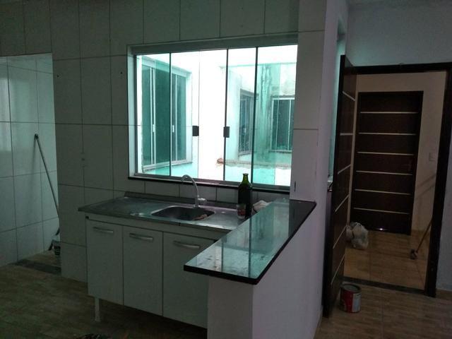 Alugo ótimo apartamento de 2 qts com varanda garagem QN8D riacho fundo 2 - Foto 7