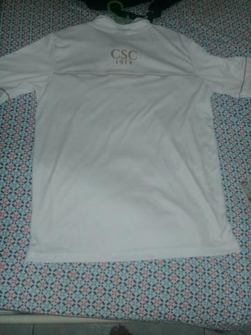 Vendo três blusas do Ceará sendo duas primeira linha e a outra original regata - Foto 2