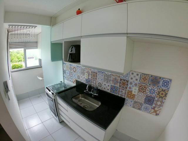 Lindo apartamento 2 quartos em Manguinhos - Foto 3
