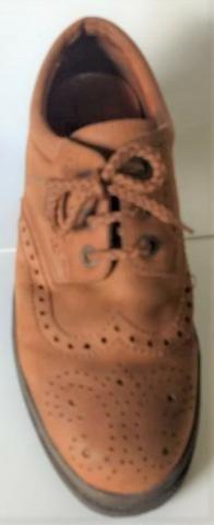 Sapato de Couro Importado | Marca ECCO | 40/41 - Foto 3