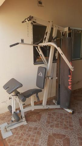 Estação de Musculação Athletic Advanced 300M - Foto 2
