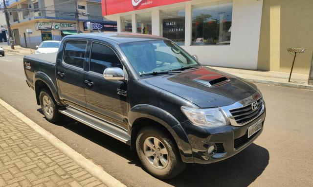 Toyota Hilux 3.0 Tudo 4x4 Cd Srv