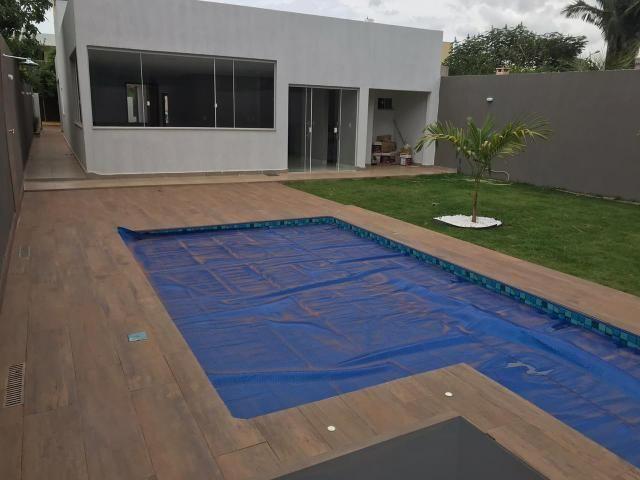 Belíssima casa ótima localização em Vicente Pires, estuda troca! - Foto 3