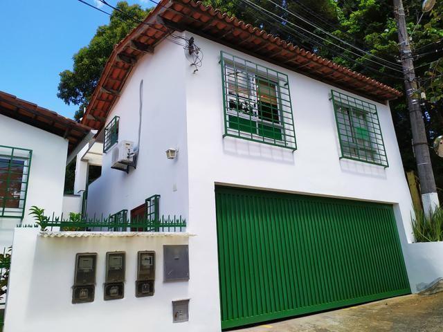 Apartamento 1/4 semi-mobiliado em local tranquilo no Saboeiro - Foto 17