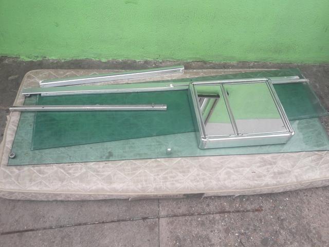 Box de vidro Blindex