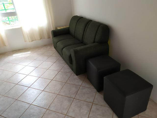 Apartamento 1/4 semi-mobiliado em local tranquilo no Saboeiro - Foto 14