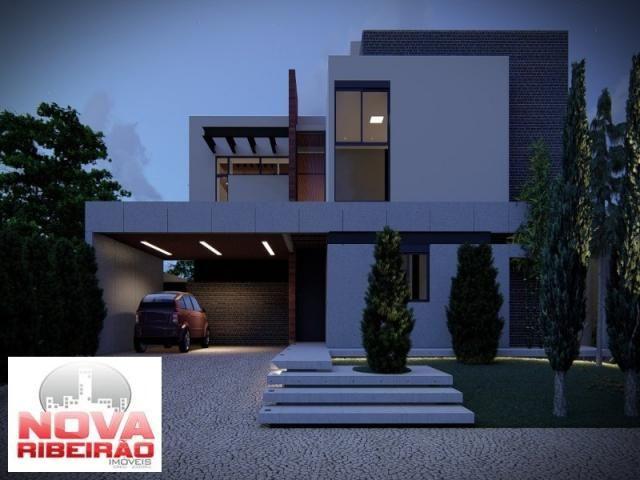Casa de condomínio à venda com 4 dormitórios cod:CA2348