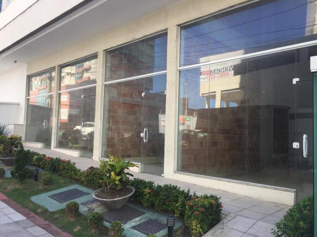 Murano Imobiliária aluga loja na quadra do mar, na Praia de Itaparica, Vila Velha - ES. - Foto 3
