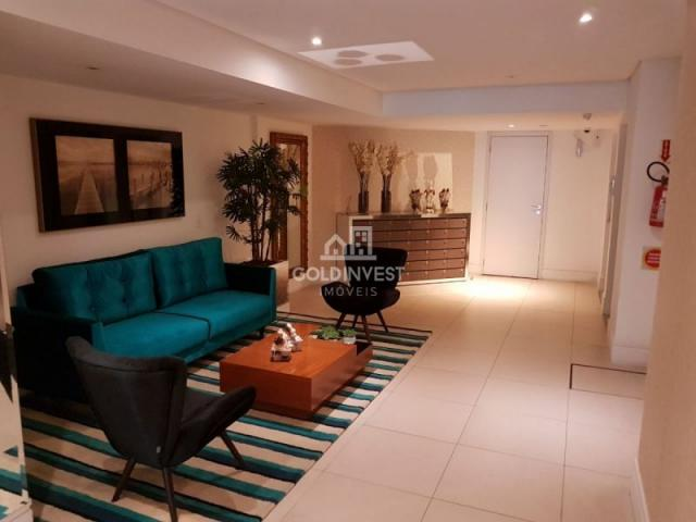 Apartamento 100 % mobiliado no são luiz, residencial villa siena. - Foto 4