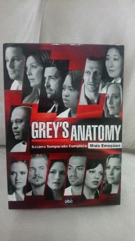 Seriados Grey's Anatomy - Anatomia de Grey e Brothers and Sisters Novo