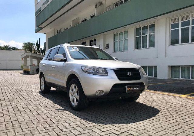 Hyundai Santa Fé Blindada ( Blindagem Centigon Nivel 3A ) - Foto 3