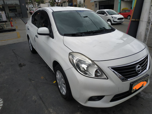 Nissan Versa SV 1.6 GNV Legalizado - Foto 6