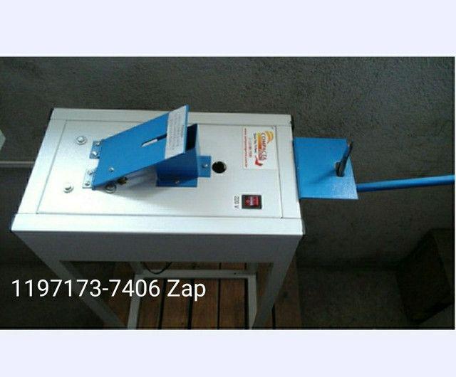 Máquina para fabricação de chinelo automático - Foto 4