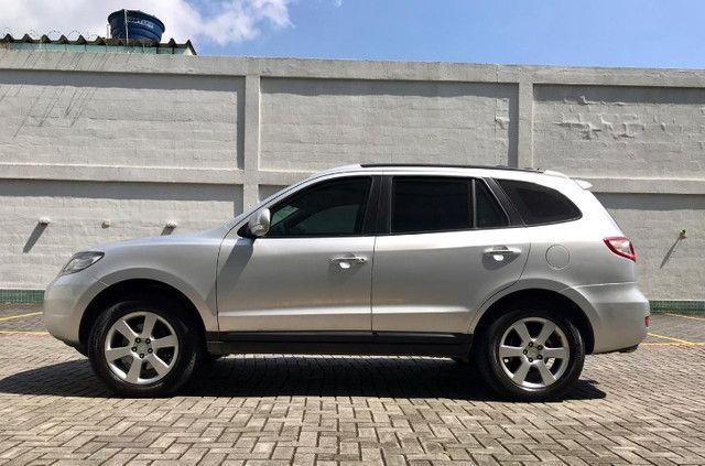 Hyundai Santa Fé Blindada ( Blindagem Centigon Nivel 3A ) - Foto 6