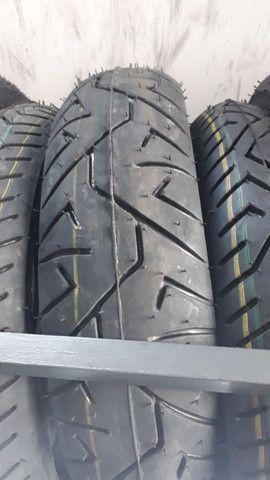 pneus para motos dianteiro e traseiro  - Foto 3