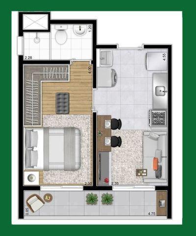 Cod.04050604 Apartamento na Vila Romana - Foto 3