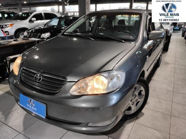 Toyota Corolla Sedan XEi 1.8 16V manual fazemos troca com troco