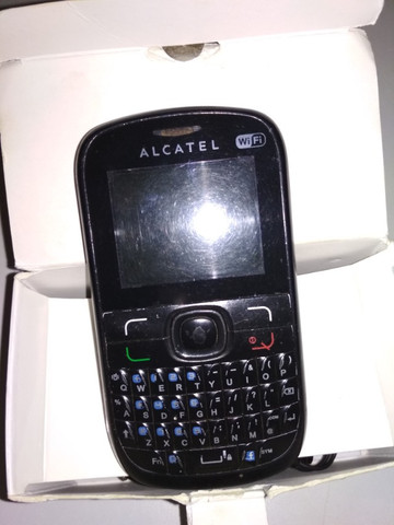 Celular Alcatel One Touch 639d Dois Chips