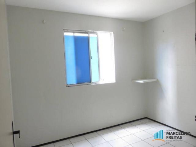 Apartamento com 2 dormitórios para alugar, 45 m² por R$ 909,00/mês - Parque Tabapua - Cauc - Foto 11