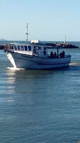 Vendo barco de turismo equipado para mar aberto - Foto 2
