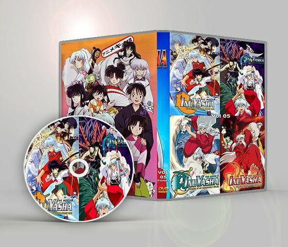 InuYasha Série de 2000 e 2010 + 4 Filmes  - Foto 5