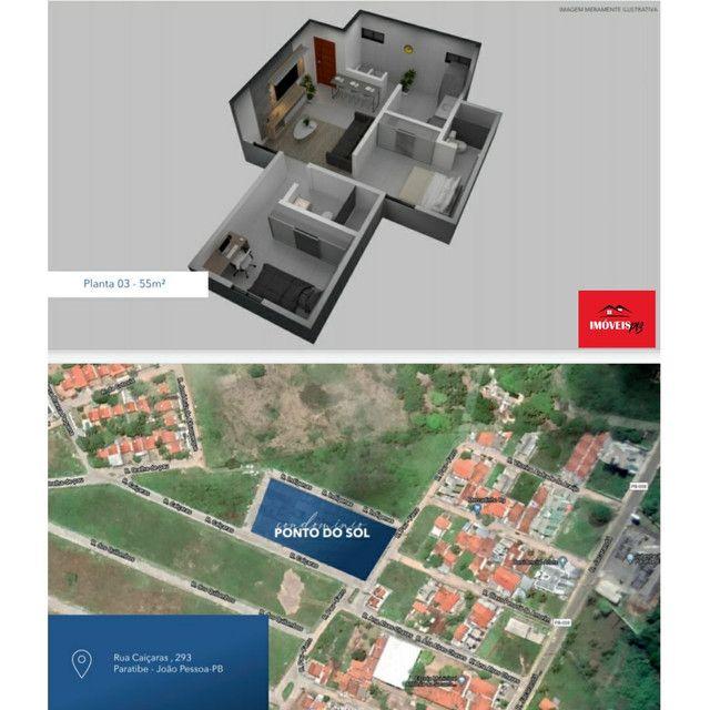 Apartamento em Paratibe, Valentina, muçumagro, João Pessoa PB - Foto 4