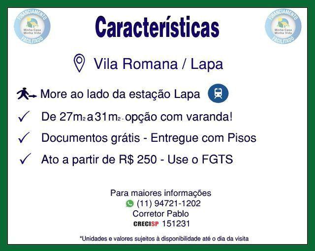 Cod.04050604 Apartamento na Vila Romana - Foto 2