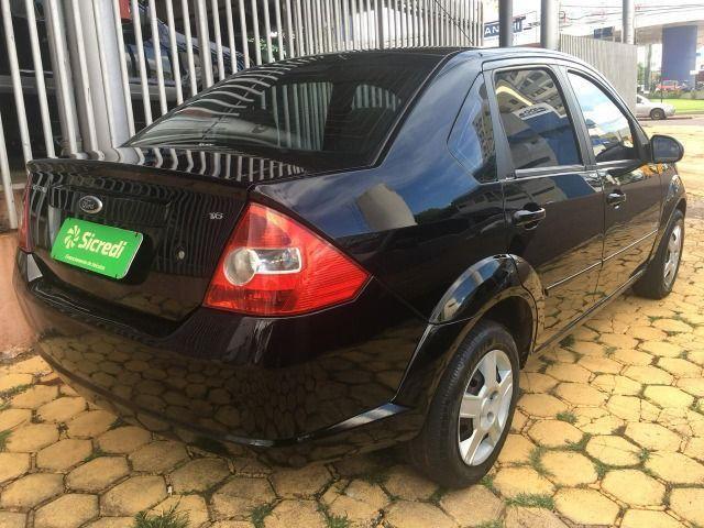 Fiesta Sedan 1.6 2010 Completo - Foto 8