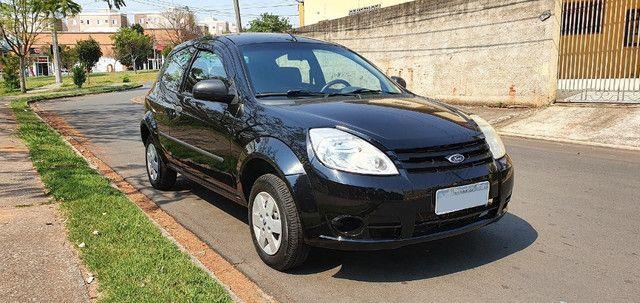 Ka 1.0 2011 Flex Super Econômico - Troca - Parcelinha 599 Financiamento Para Autonomo - Foto 10