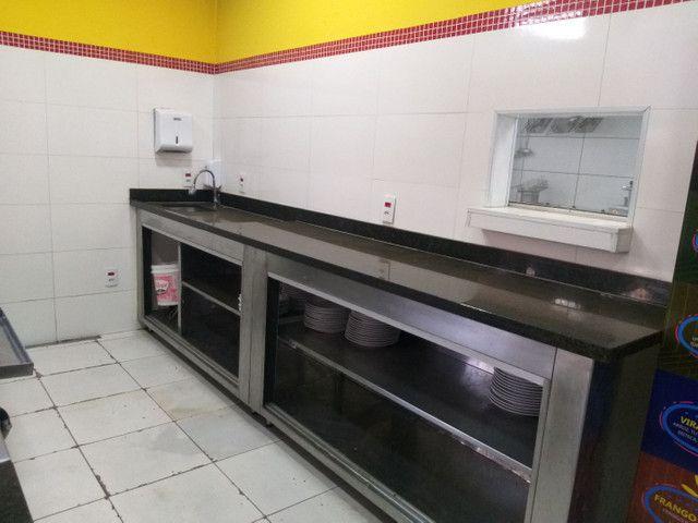 Montagem completa para Fast Food Macarrão ao Vivo - Foto 4