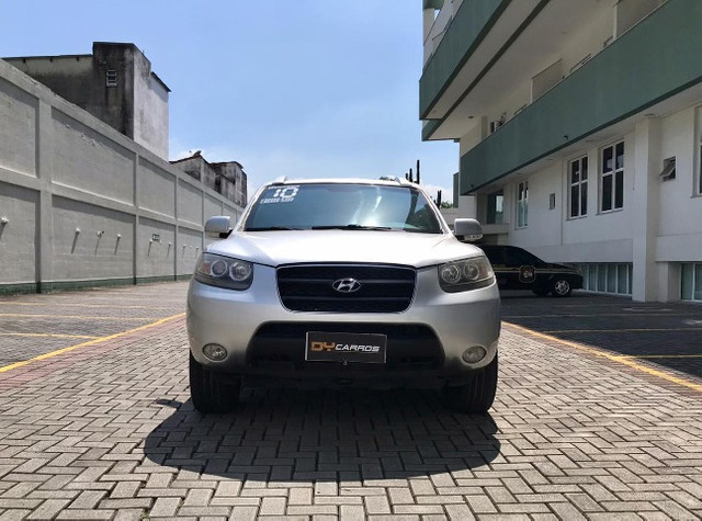 Hyundai Santa Fé Blindada ( Blindagem Centigon Nivel 3A ) - Foto 2