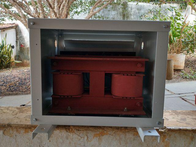 Autotransformador trifásico 380/220V - 7.5kva - Foto 2