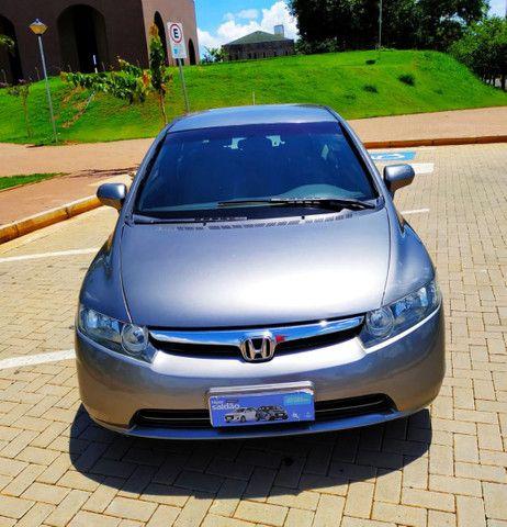Honda Civic Lxs 2008 1.8 Flex Completo (Automático) - Foto 7