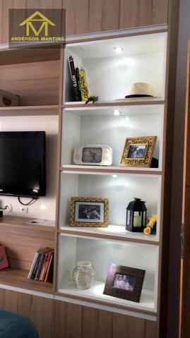 Apartamento à venda com 4 dormitórios em Praia da costa, Vila velha cod:5215 - Foto 7