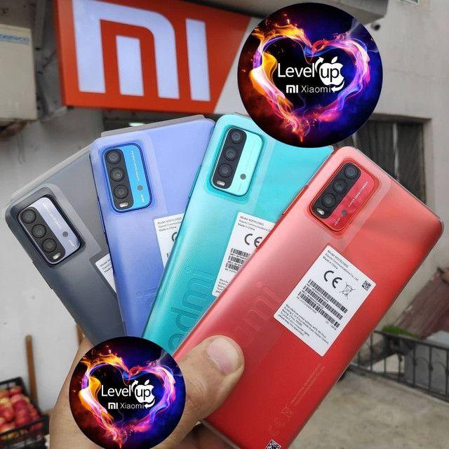 Promoção Level UP Xiaomi BH. Redmi 9T ..Novo Entrega imediata