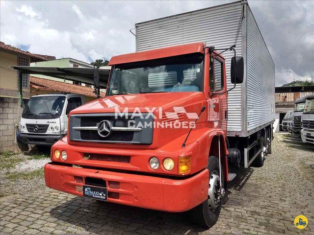 MB L-1620 Truck Baú - Foto 4