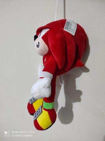 Turma do Sonic - KNUCKLES - Foto 3