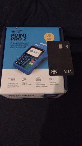 Maquina de cartão Point Pro2 - Foto 2