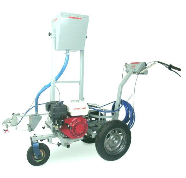maquina de pintura de demarcação viaria airless formac - Foto 3