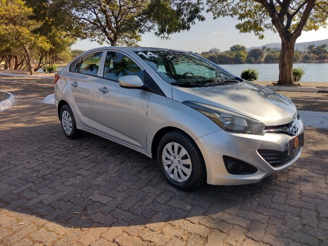 Hyundai HB20S 1.0 Comfort Plus 2014