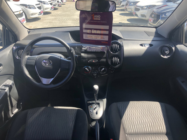Toyota Etios X 1.3 (Aut) (Flex) - Foto 7