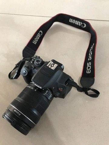 Câmera Cânon Rebel T5i - Foto 3