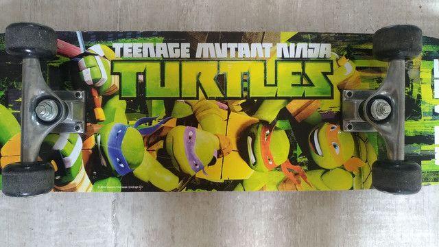 Skate tartaruga ninja  - Foto 2