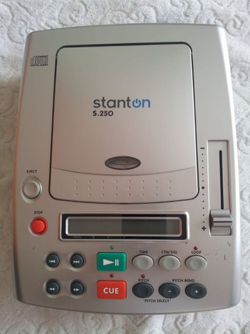 CDJ S250 STANTON.