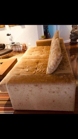 sofá retrátil 4 lugares - Foto 3