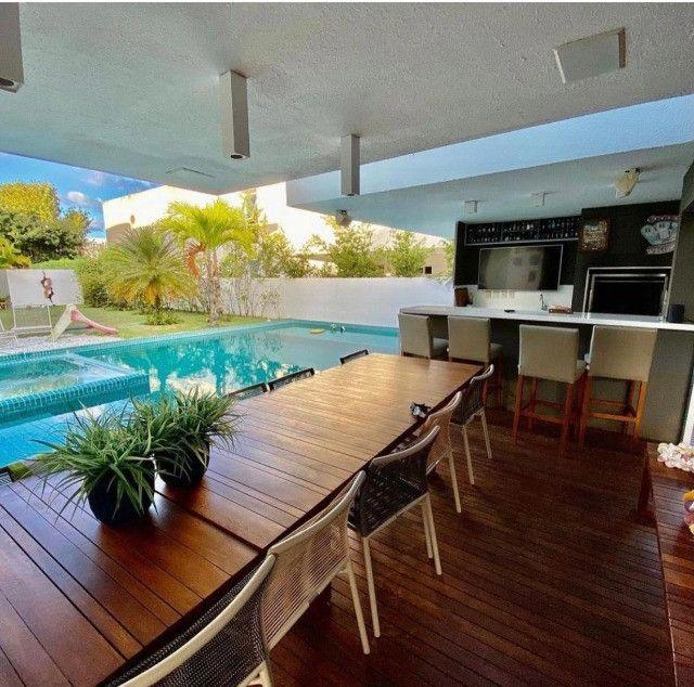 Casa no cond. Laguna em Marechal Deodoro com piscina e área gourmet - Foto 4