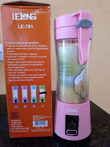 Liquidificador portável - Foto 2