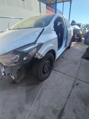 Chevrolet/Onix 1.4AT LT 2018/2019 Flex - Foto 6